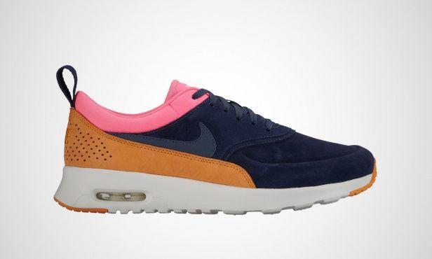 Nike WMNS Air Max Thea Premium (blau braun) 845062 400