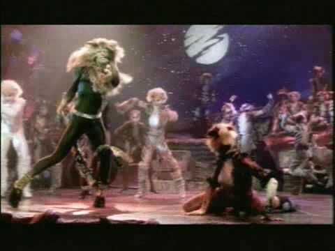 The Cats at the Jellicle Ball - HD, from Cats the Musical - the film - best of lyrics invitation to the jellicle ball