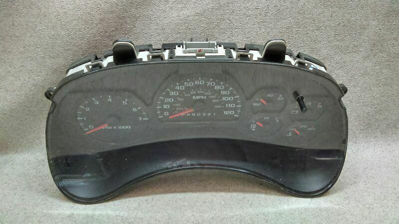 Speedometer Instrument Cluster 15140618 Fits 06 09 Chevrolet