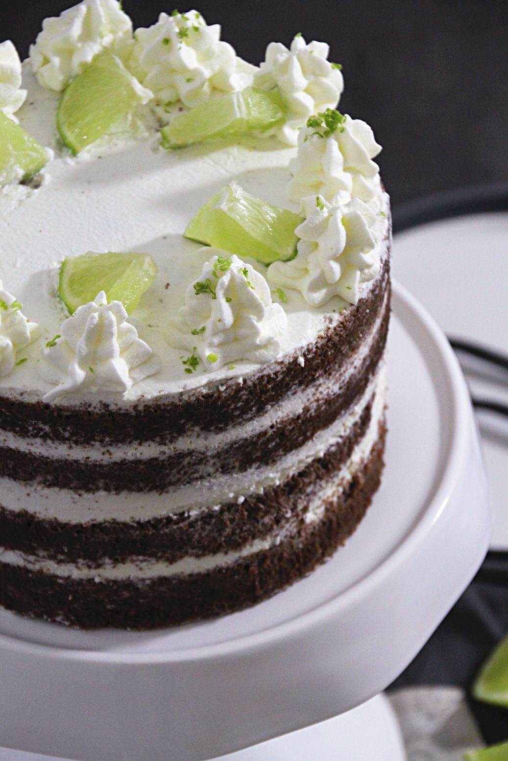 Gin Tonic Torte Gewinnspiel Mit Sodastream Nachspeise Kuchen Gin