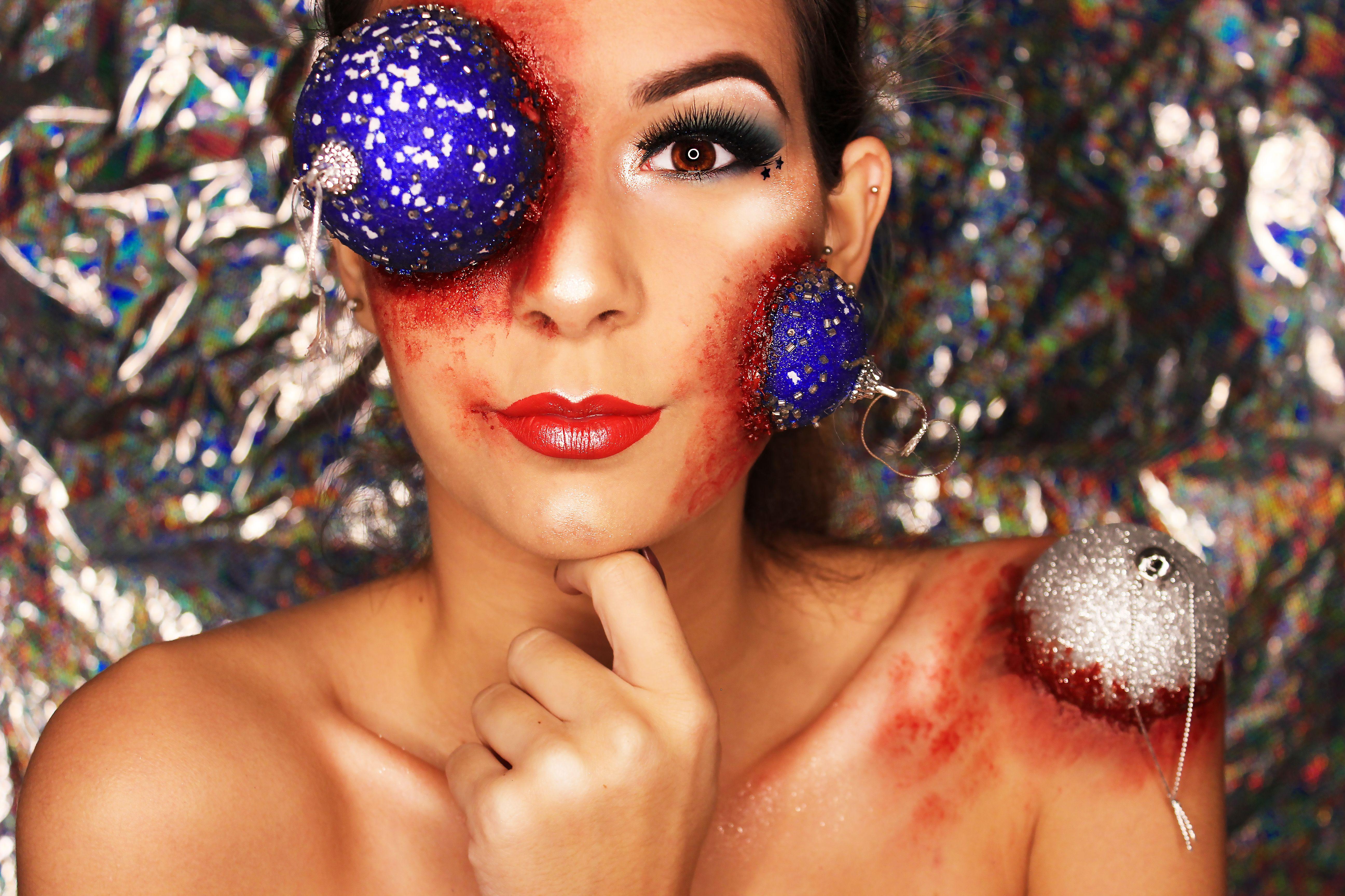 makeup sfx christmassfx Makeup, Photo and video
