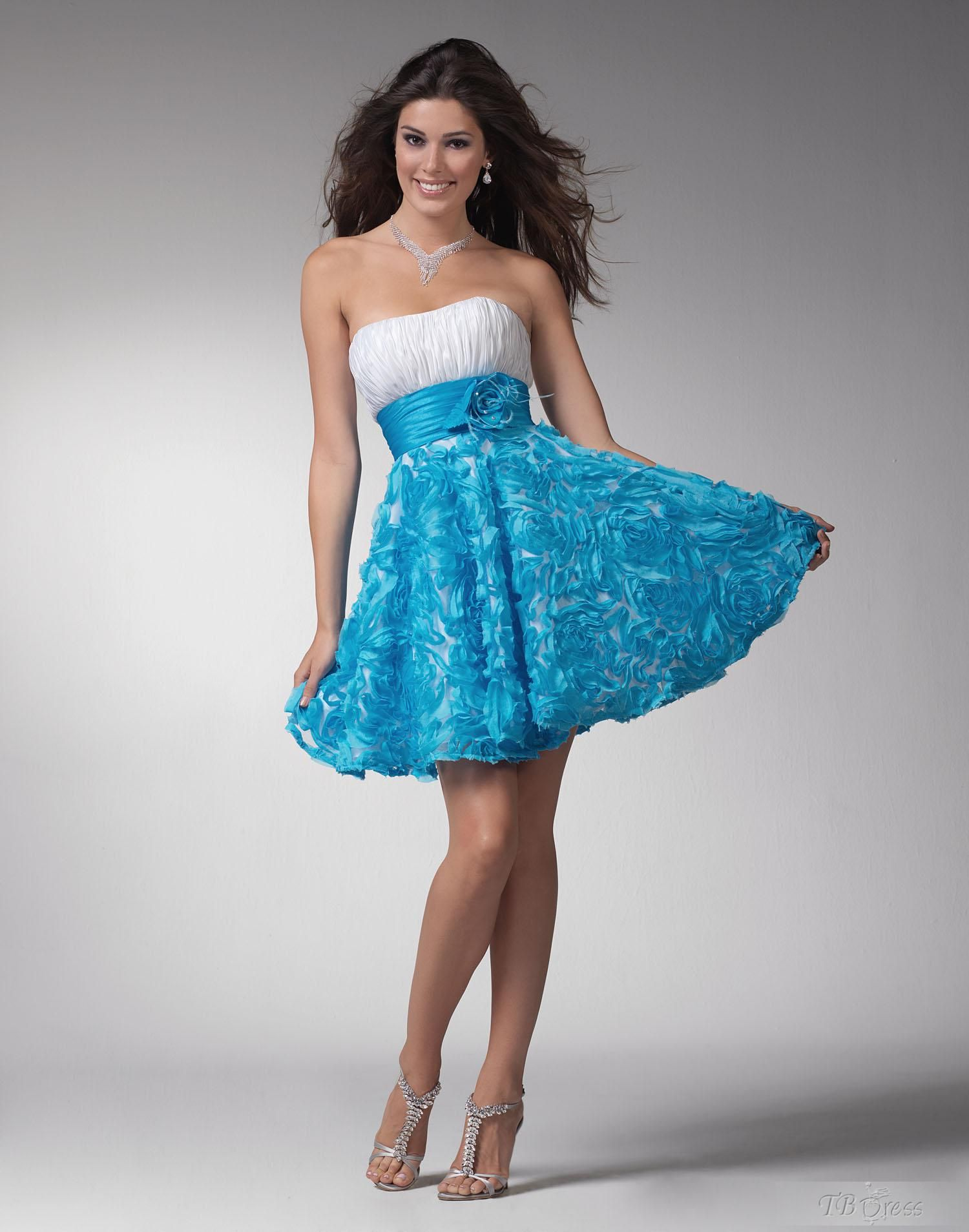 dresses for teens | ... - Junior Dresses Party Evening-Discount ...