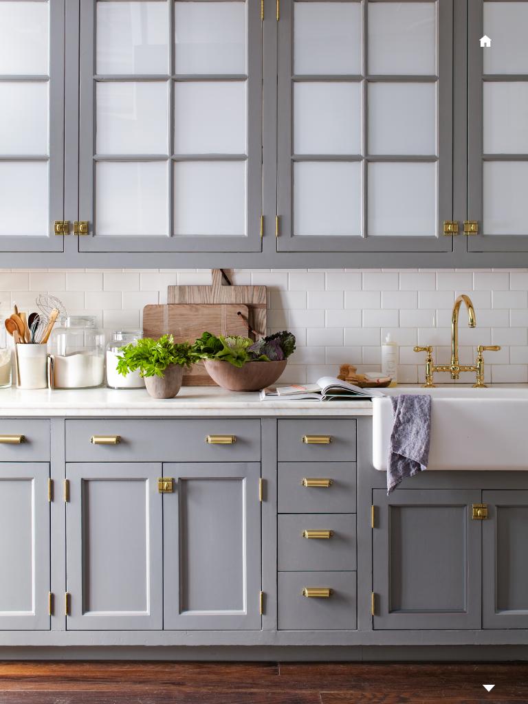The New Brass Kitchen Inspirations Modern Kitchen Design Kitchen Design