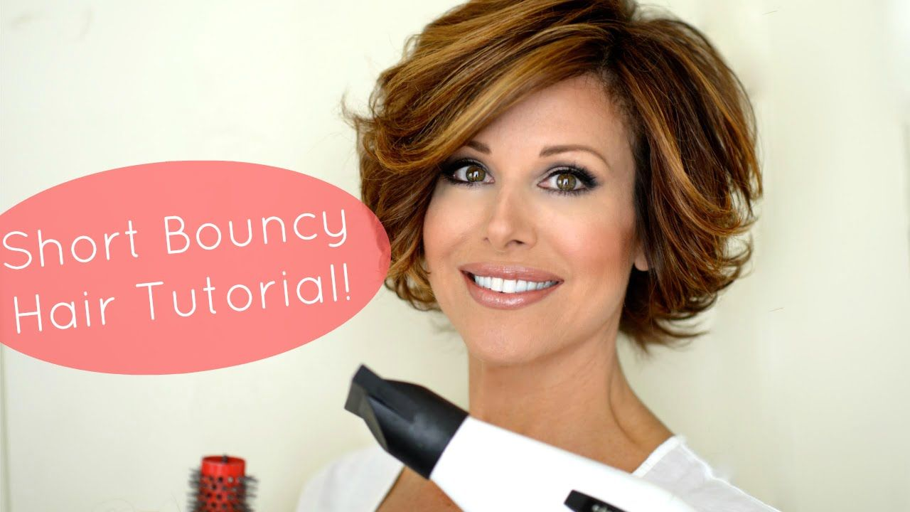 This Is My Tutorial For How I Style My New Short Hair! I