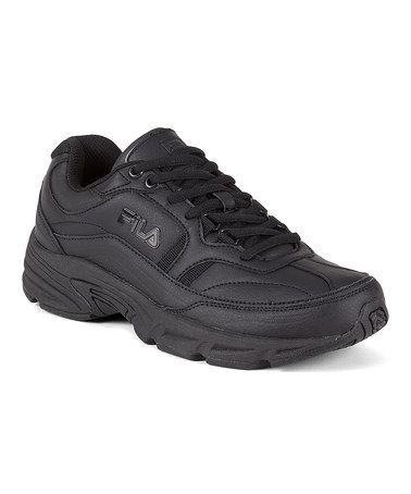 Look what I found on  zulily! Black Memory Workshift Sneaker ... c3ba152eedf49