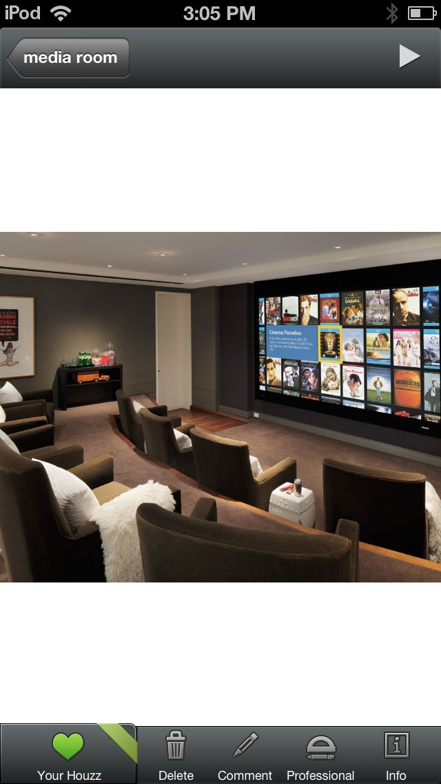 Awesome Media Rooms Designs Room - Awesome media room designs