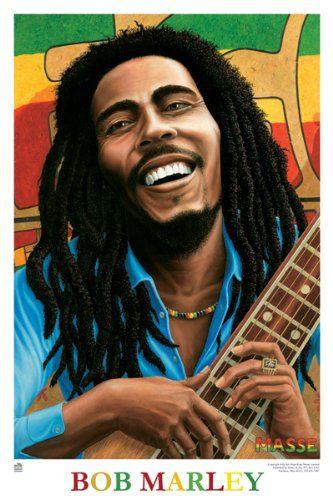 26 Bob Marley Artwork Reggae Legend Print Singer Songwriter Retro Music Poster