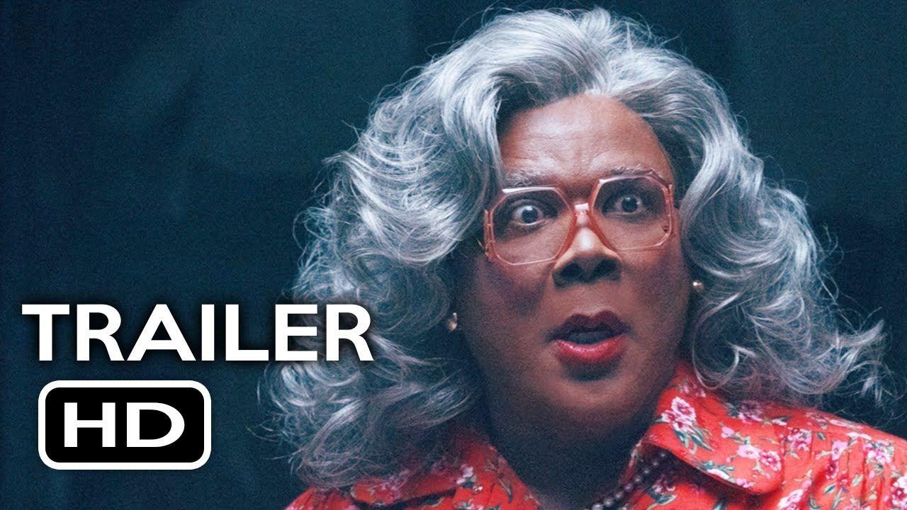Boo 2! A Madea Halloween Official Trailer 2 (2017) Tyler