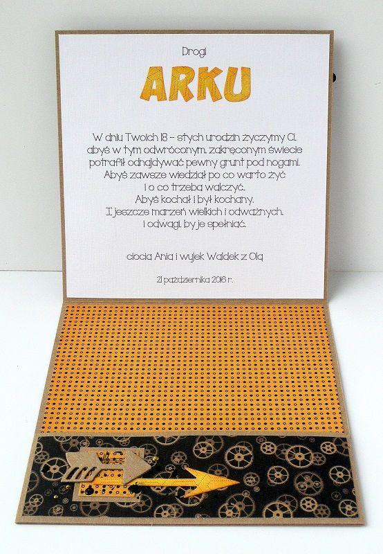 Kartkulec 18 40 40th Wish 18th