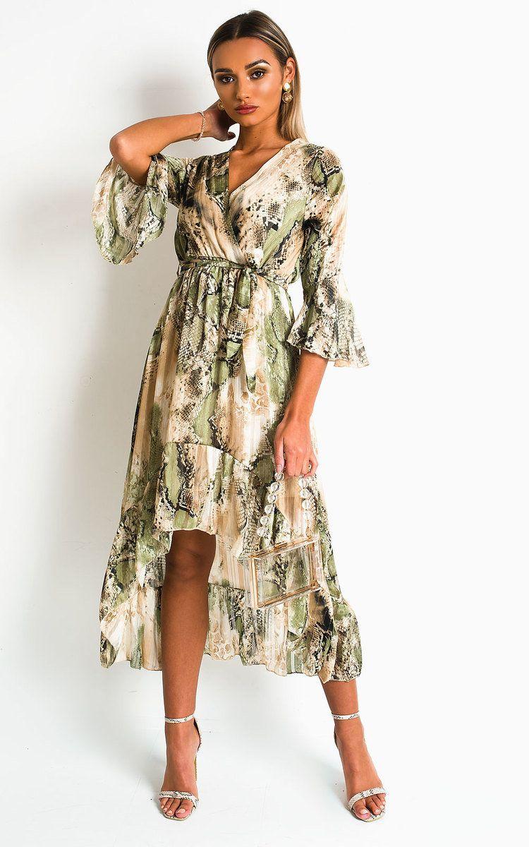 Anya Printed Floaty Maxi Dress At Ikrush Maxi Dress Floaty Maxi Dress Ladies Day Dresses