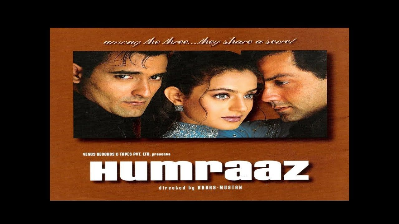Sanam Mere Humraaz Lyrics Humraaz Songs Lyrics Star Cast