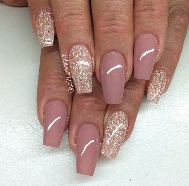 super chic nails perfect for all year round