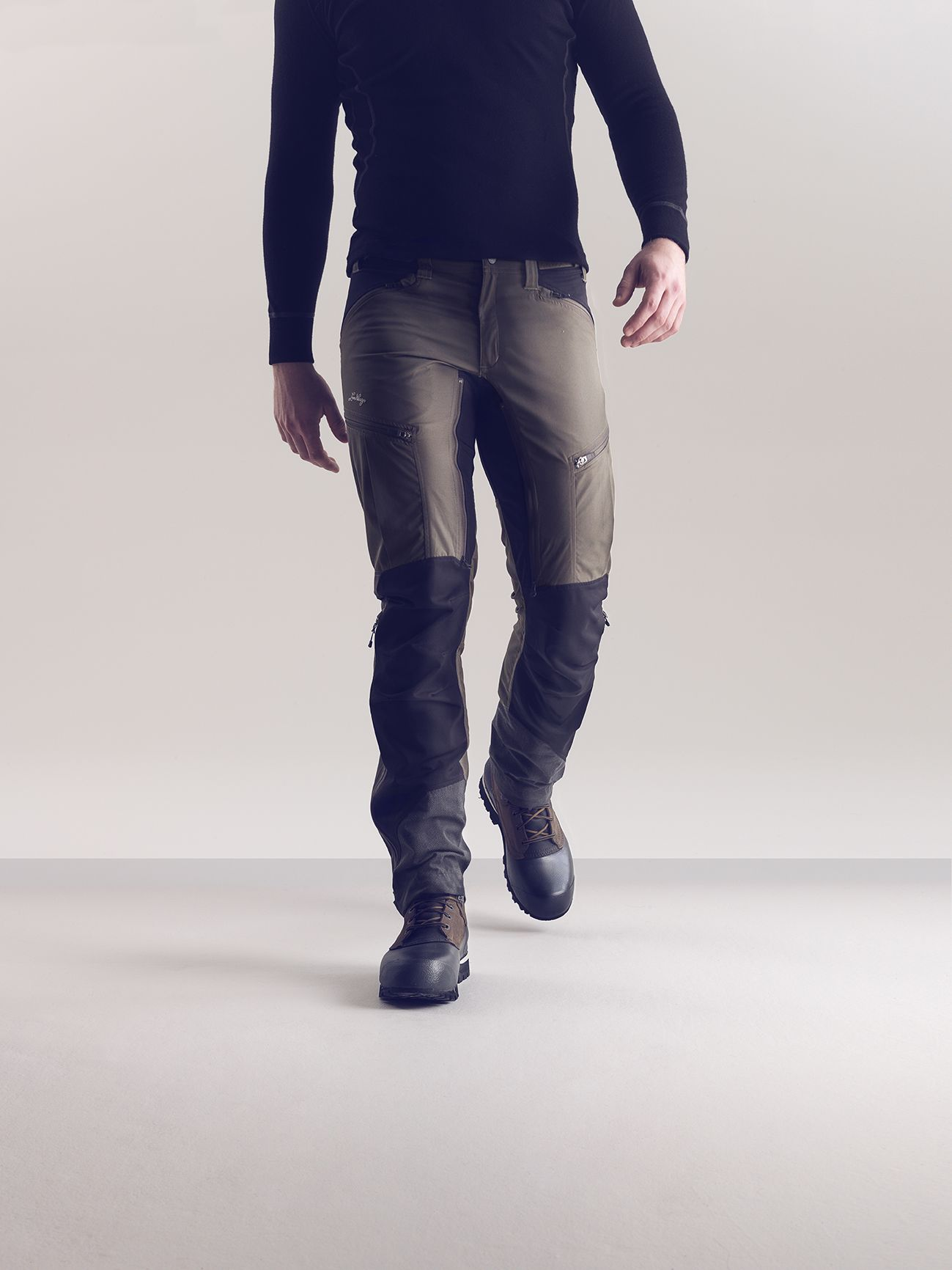 3bd7d780 Lundhags Makke Pant. A lightweight, full-function trekking pant with a slim  fit