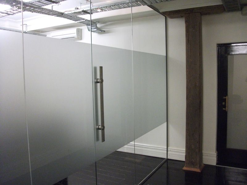 Picture For Gt Office Glass Door Design Door Glass Design