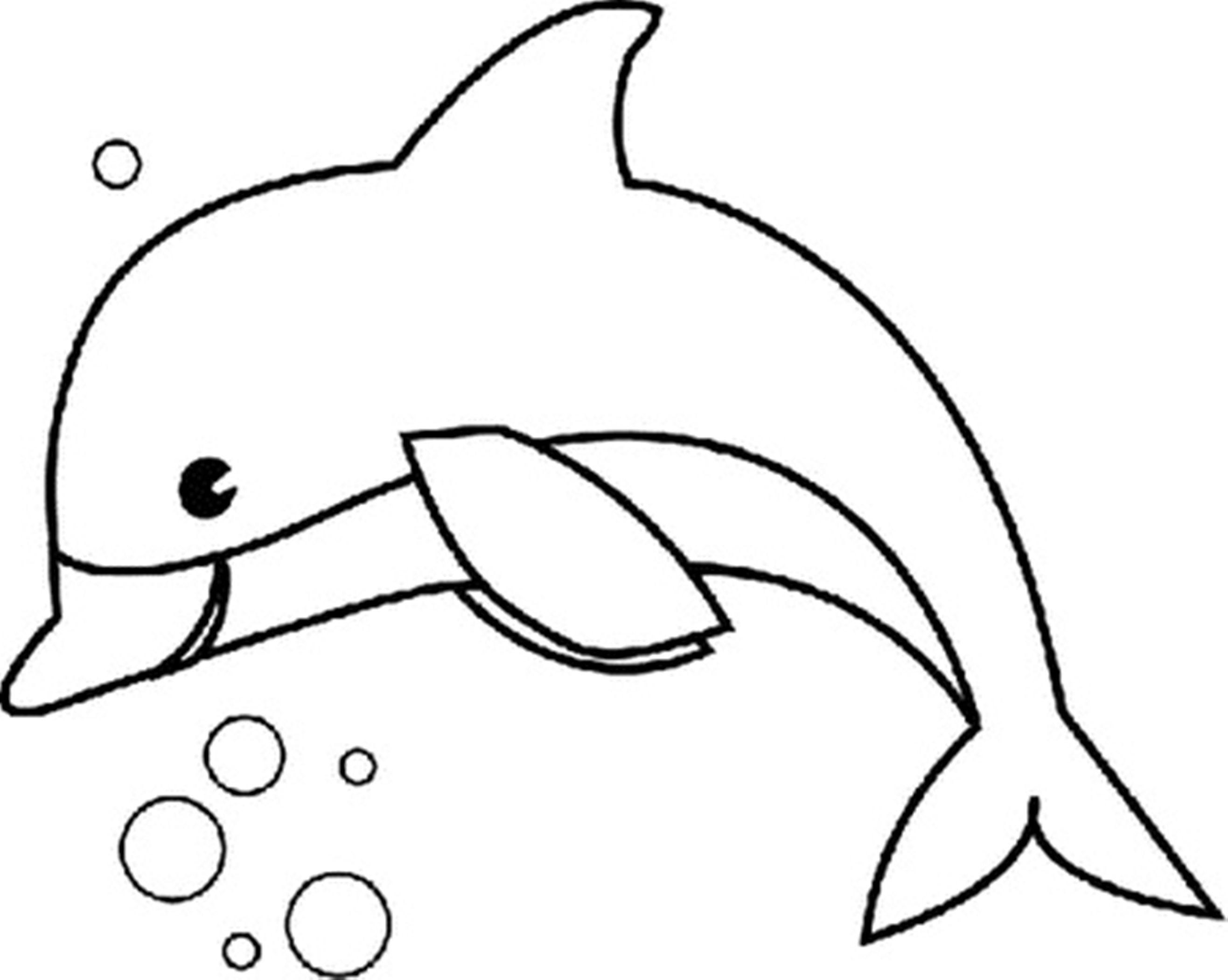 Delfin Jpg 2632 2100 Tekenen