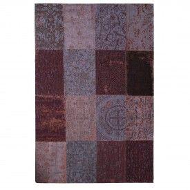 Karpet Vintage Patchwork.Karpet Kelim Vintage 8008 Interior Vintage Rugs