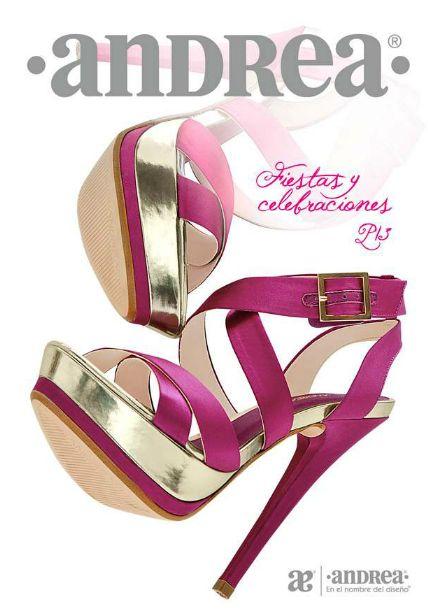 40b3304a20 catalogo calzado andrea fiestas y celebraciones 2013