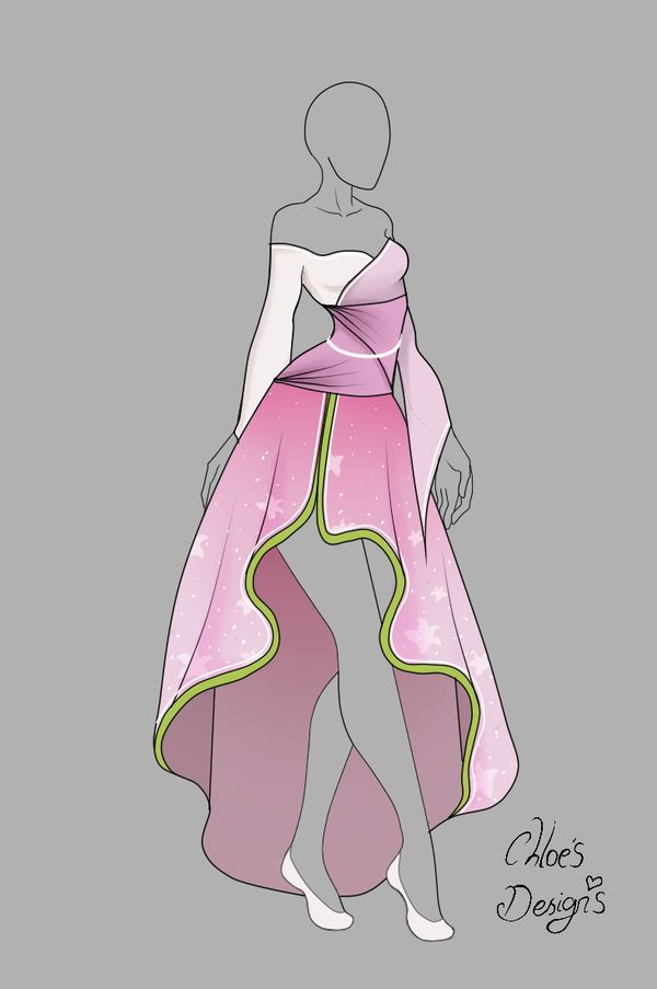 chibi dress designs google search dessins pinterest