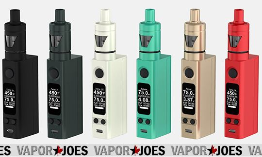 Vapor Joes - Daily Vaping Deals: ROLLOUT: THE EVIC VTC MINI