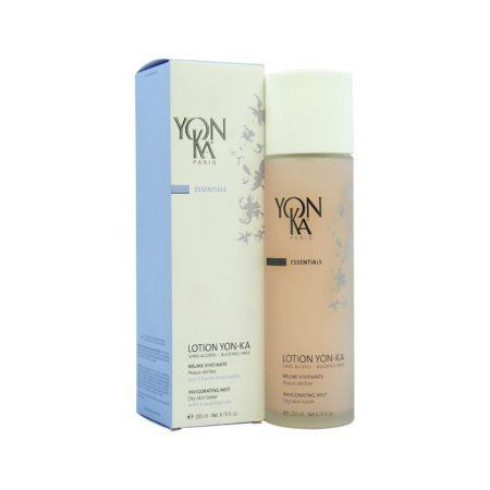 Yonka Lotion Yon-ka Invigorating Mist for Dry Skin for Unisex, 6.76 fl oz
