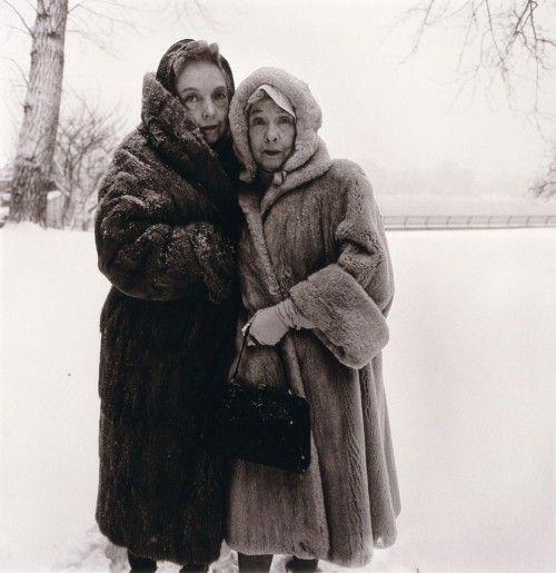 Une Image Une Histoire Un Parfum Diane Arbus Photographie Noir Et Blanc Photographie