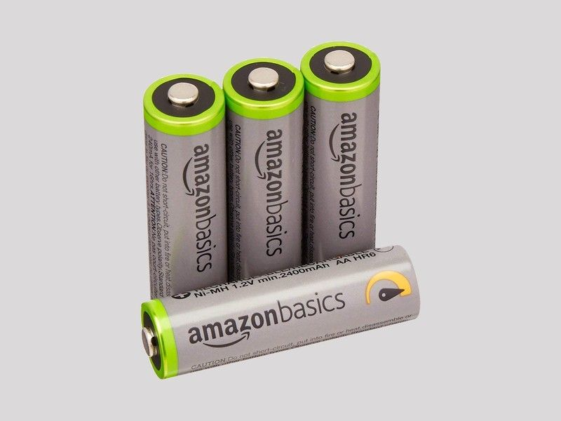 Keep Your Gear Powered Up With This 4 Pack Of Rechargeable Batteries For 8 Rechargeable Batteries Batteries Charger Accessories