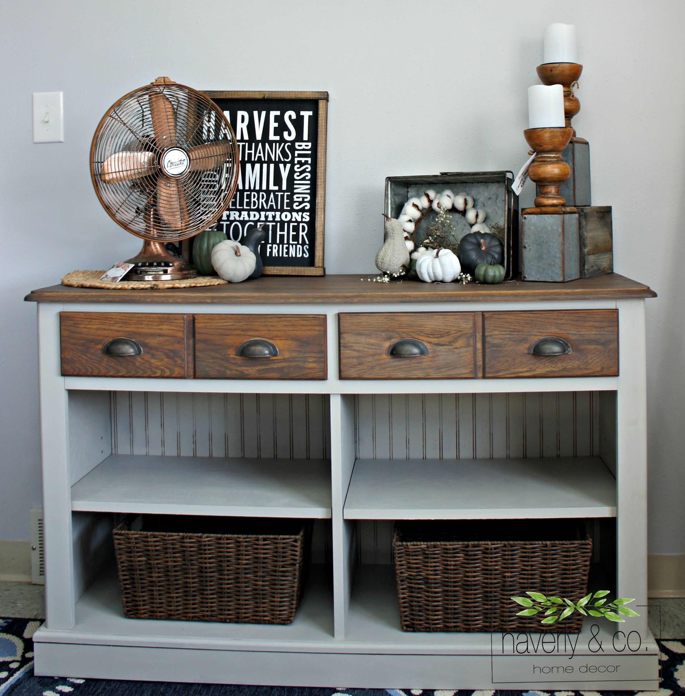 all in one furniture. All In One Furniture. Fusion Mineral Paint Putty//Redone Buffet/Oak Furniture