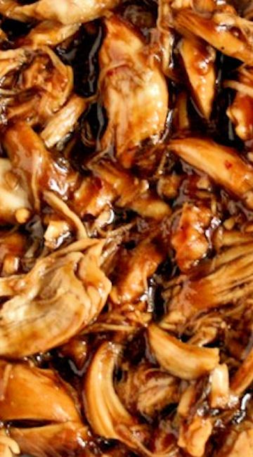 Instant Pot Chicken Teriyaki - Chelsea LeBlanc Nutrition