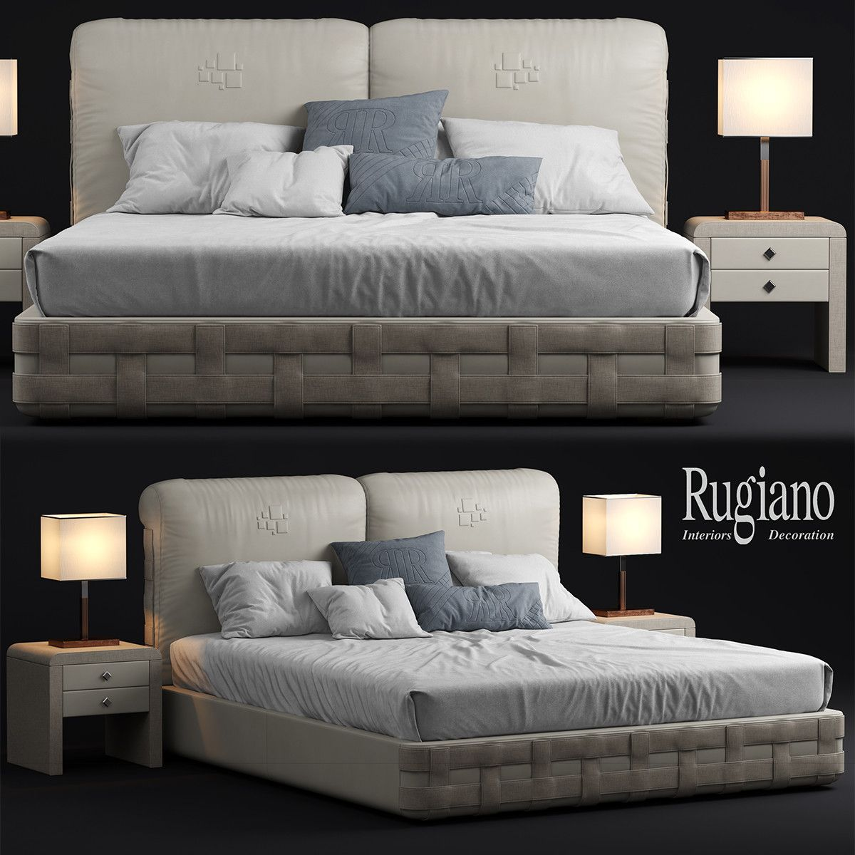 Beds Rugiano Beds Buy At The Request Modernh Com Dormitorios  # Rugiano Muebles