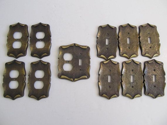 Antique Brass Wall Plates Beauteous Brass Switch Plates Brass Brass Lighting Fixtures Brass Lighting Design Ideas