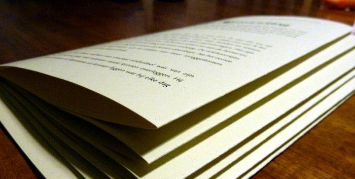 Het Grote Bruiloft Project: Het Papier (deel 2)