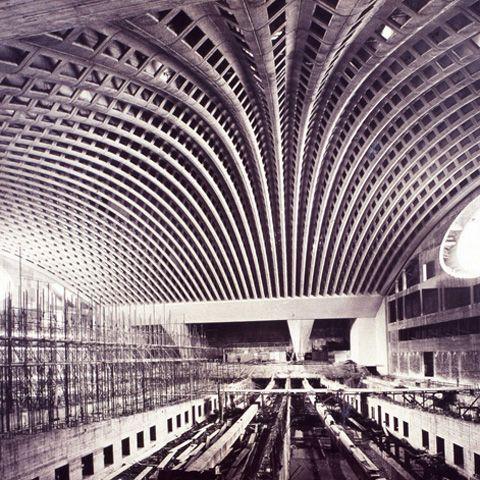 PIER LUIGI NERVI: An Italian Master Architect | twicemodern