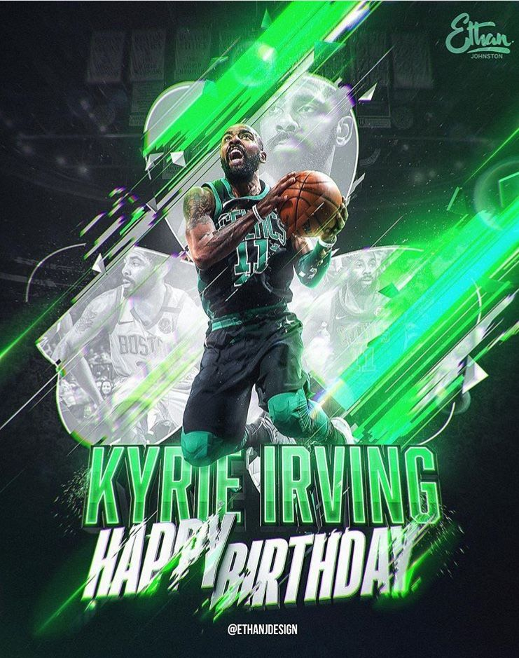 Pin By Edzil Capones On Kyrie Kyrie Nba Basketball Art Kyrie Irving