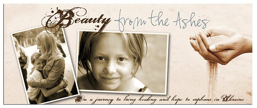 Beauty from the Ashes...an awesome blog. Spend some time reading through the archives.