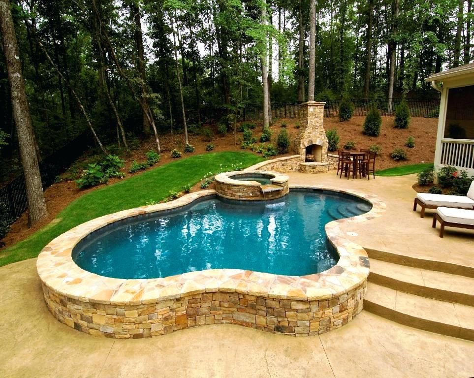 Small Pools Mini Inground Pool Cost Small Inground Swimming Pools Small Inground Pool Small Swimming Pools