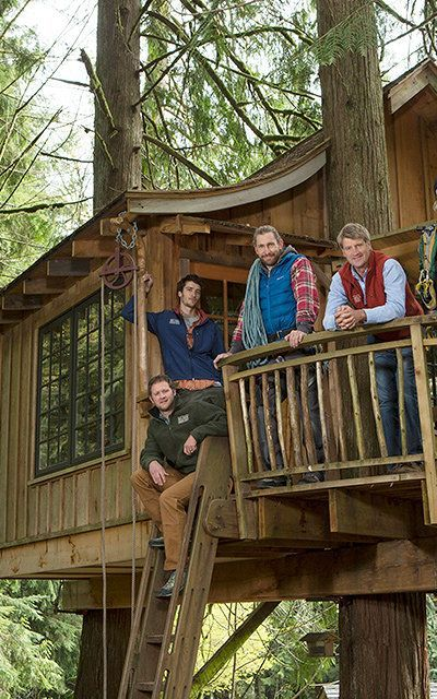 tree house master pete nelson - Treehouse Masters Prices