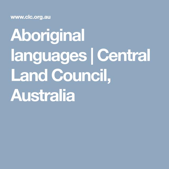 how to say hello in australian aboriginal language