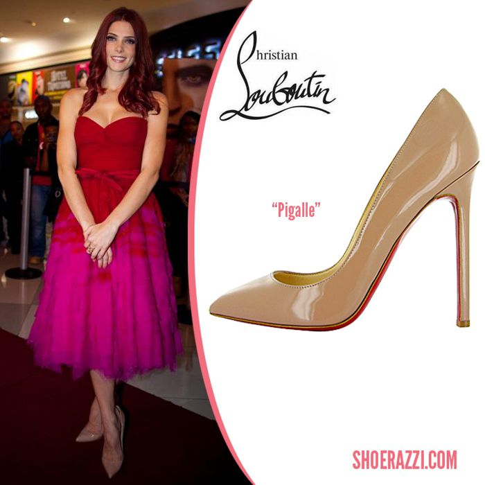 louboutin pigalle celebrity