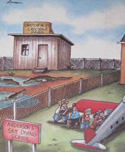 The Far Side By Gary Larson Far Side Cartoons Far Side Comics The Far Side Gallery