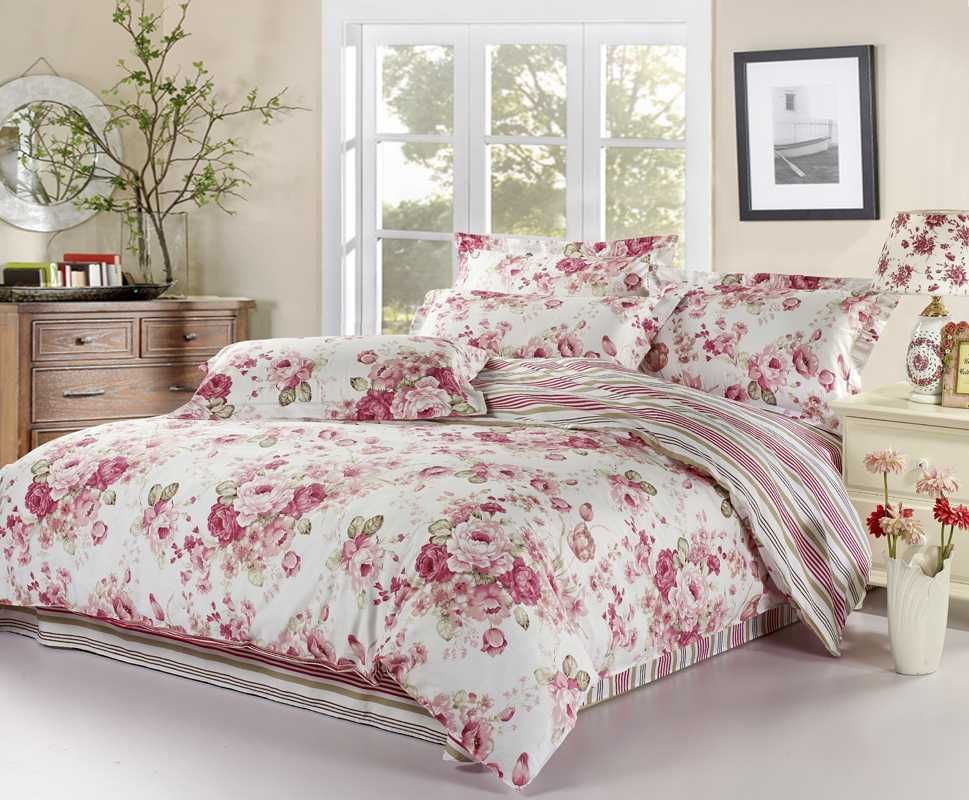 Pure 100 Cotton Elegant Quality Turkish Bedding Set