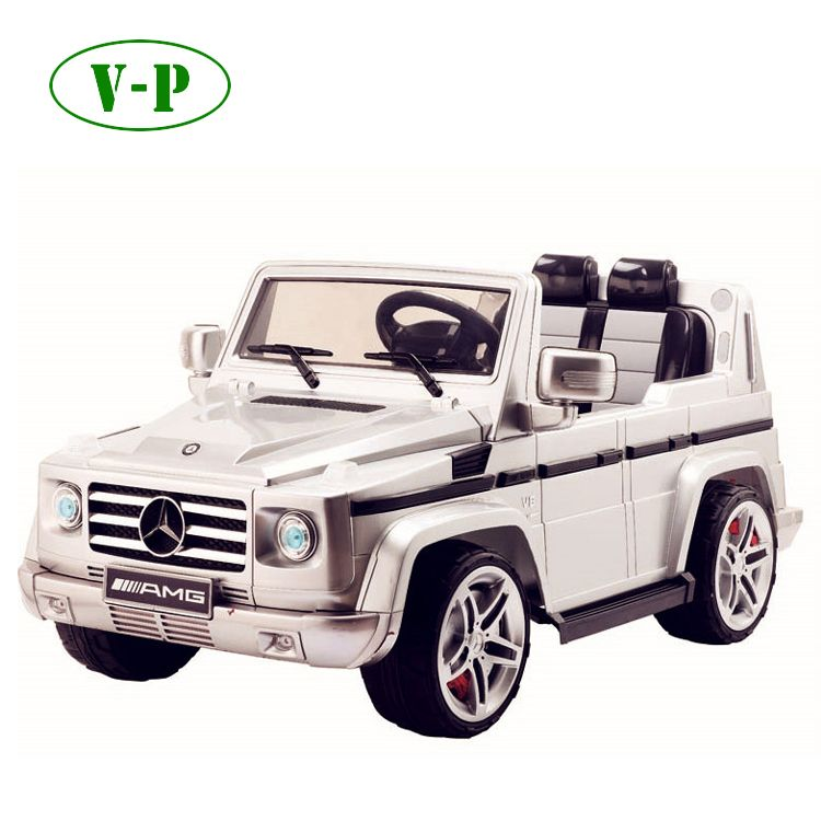 Licensed Whole Mercedes Benz G55 Amg Ride On Car For Kids Toy
