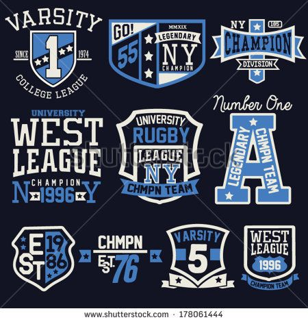 college graphic design for t-shirt | RUGBY | Pinterest | Photo ...