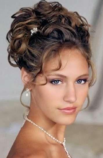 Peinados Altos Y Elegantes Para Novias Peinados Faciles