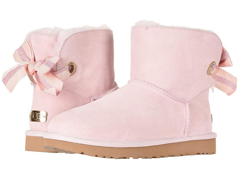 UGG Customizable Bailey Bow Mini Women's Pull on Boots