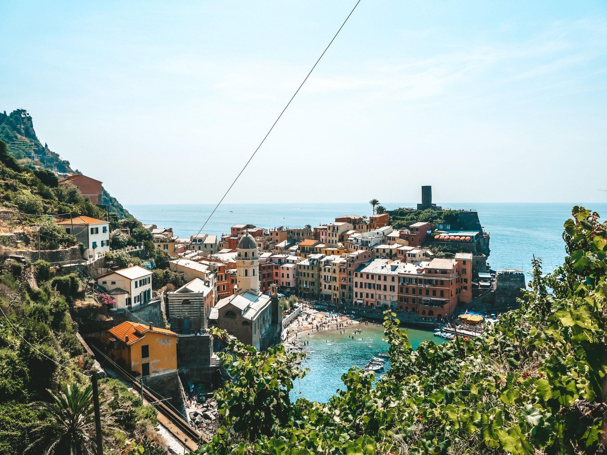 Monterosso Al Mare Cinque Terre En Italie Ou Dormir Ou Manger