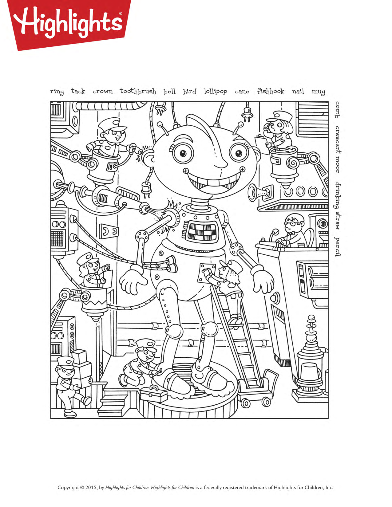 Chance coloring book samples - Want A Chance To Win A Copy Of Our Brand New Hidden Pictures Coloring Book For