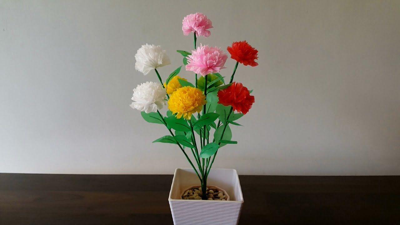 Cara Sederhana Membuat Bunga Pompom Dari Plastik Kresek
