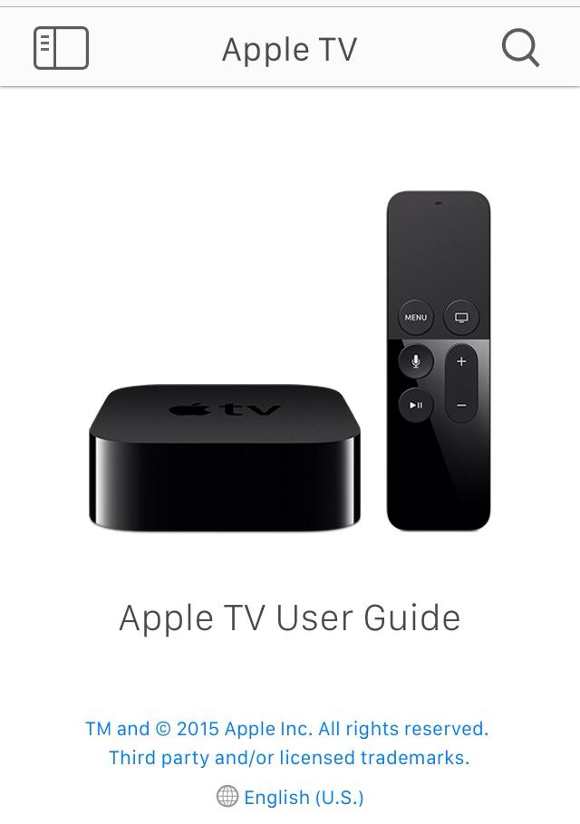 Apple products user manuals user guide manual that easy to read appletv user guide manual apple computers related pinterest rh pinterest com apple manuals apple help ipad user manual fandeluxe Image collections