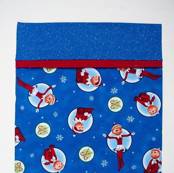 Elf on the Shelf Toddler Travel Child's by CarolsStitching on Etsy