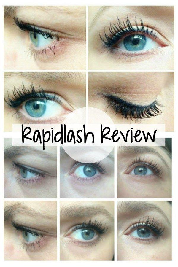 Rapidlash Review Eyelash Enhancing Serum Skin Care Tips